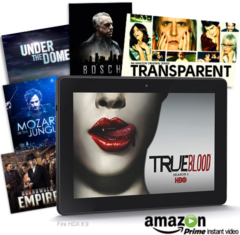 amazon instant streaming