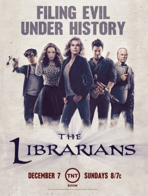 The Librarians : so 2000!