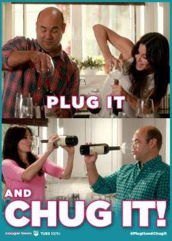 cougar town vin jules andy