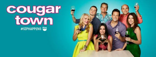 cougar town second ecran social tv