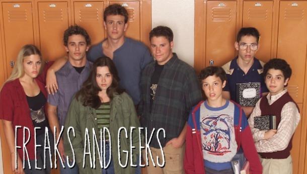 freaks and geeks les acteurs