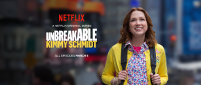 Unbreakable Kimmy Schmidt : females are strong as hell !