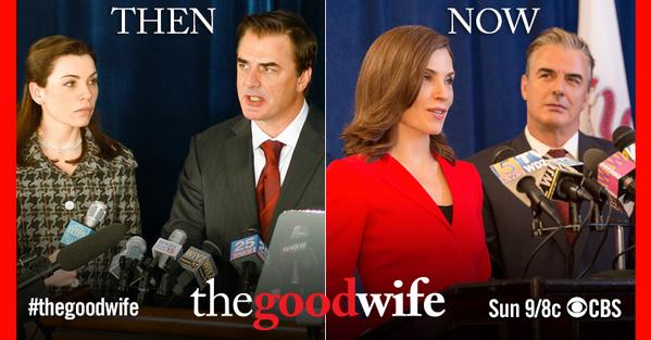 The Good Wife évolution d'Alicia femme procureur