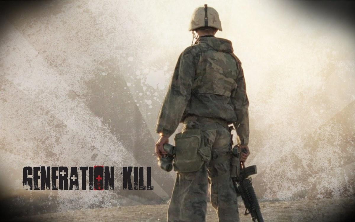 7 séries sur la guerre
