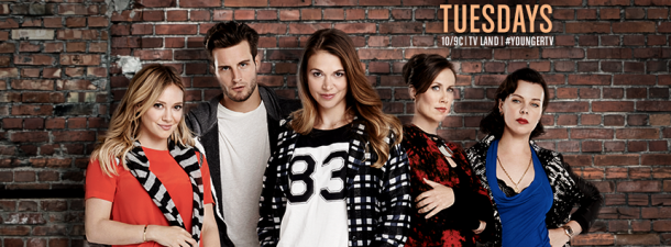 younger saison 1 poster