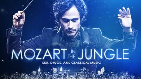 Mozart in the Jungle, une agréable surprise