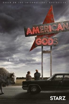 American Gods : quand les Dieux se battent entreeux